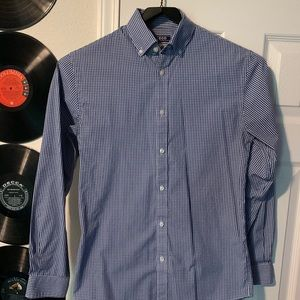 men's izod button up shirt